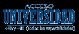 Acceso Universidad - Agendum Formación