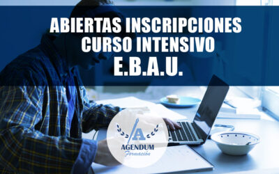 Abiertas Inscripciones – Curso Intensivo E.B.AU.